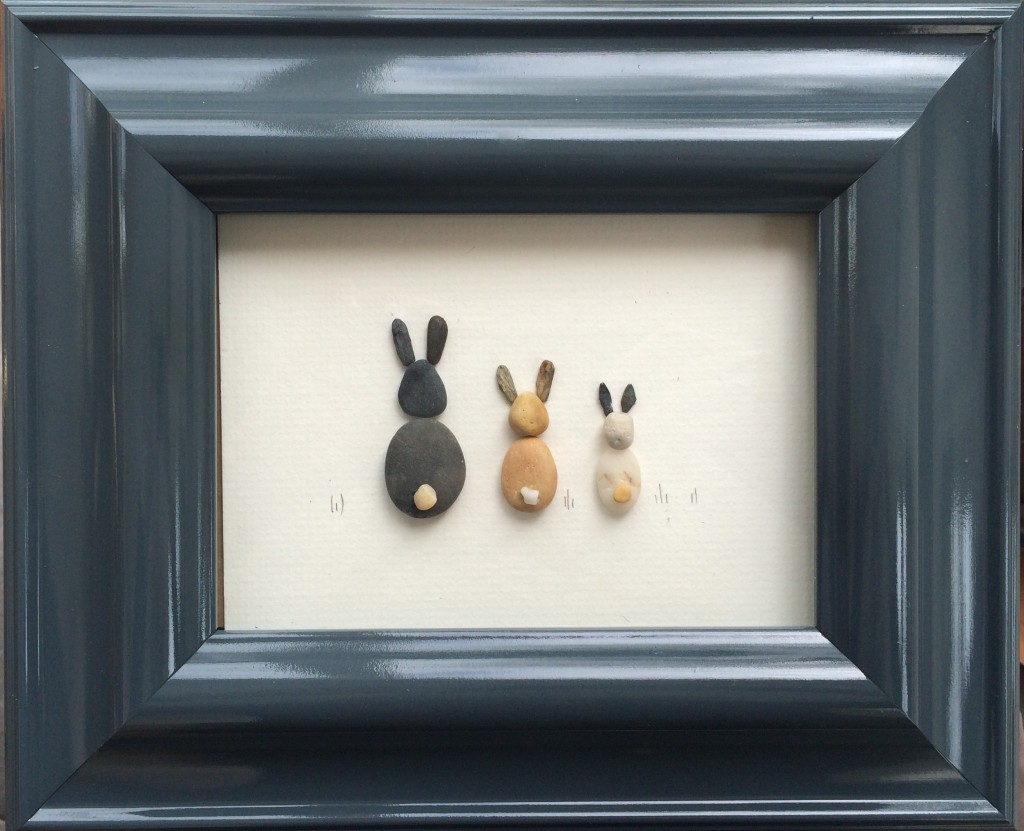 Gifts Made Of Stone : Pebble art pictures shop see beautiful gifts