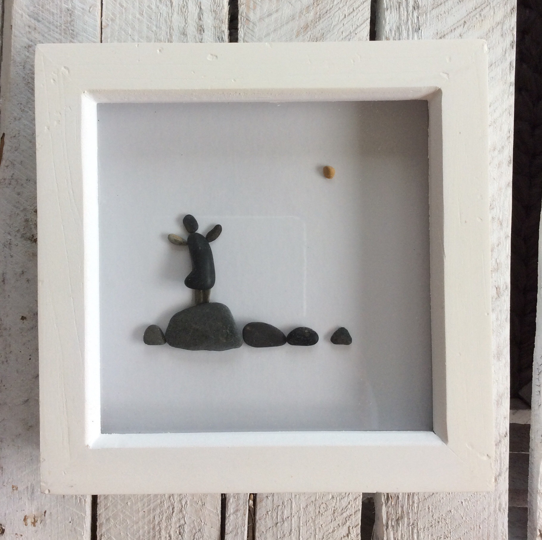 pebble art celebrate