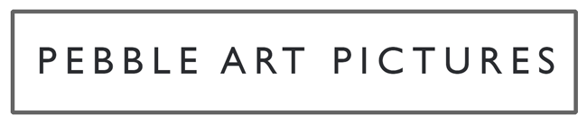 Pebble Art Pictures Logo